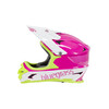 bluegrass Intox Helm pink/green/white